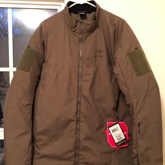 043ccef942 Arc'teryx Jackets & Coats | Mens Arcteryx Leaf Cold Wx Jacket Lt Xl ...